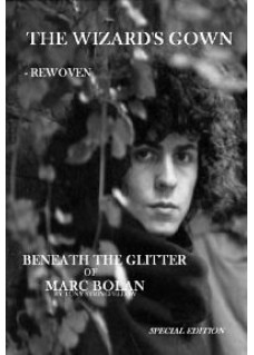 x Marc Bolan     The Wizard's Gown   ***  out of stock  **