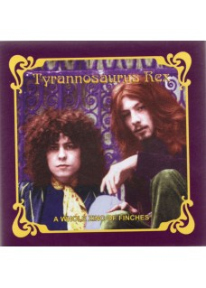 Tyrannosaurus Rex   A Zinc Of Finches   5CD Box Set