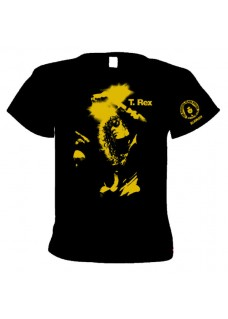 T. Rex  1972      Conquer America                                          2 Sided Tour T-Shirt *Official Marc Bolan Merch*