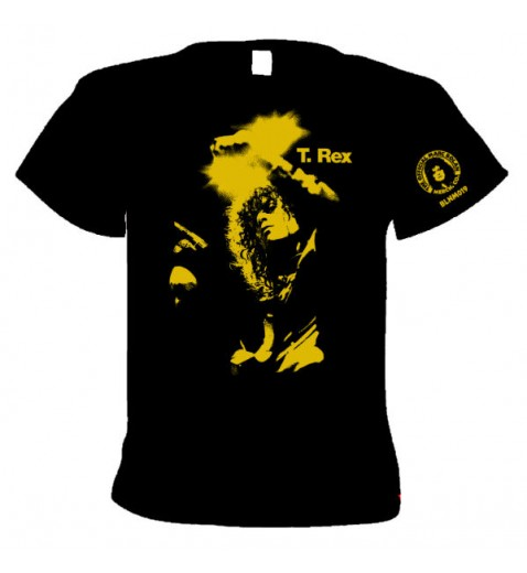 T Shirt                T. Rex  1972      Conquer America                  2 Sided Tour T-Shirt *Official Marc Bolan Merch*