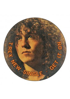 sticker  New Single  Get It On