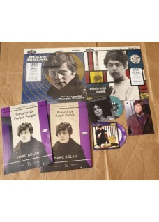 Pictures of Purple People  2x Lps + CD+ Book + Print   Bundle