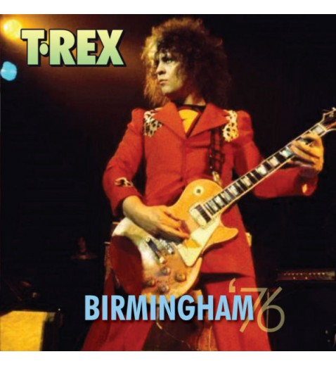 T.Rex   Birmingham     CD                     Mail Order Only