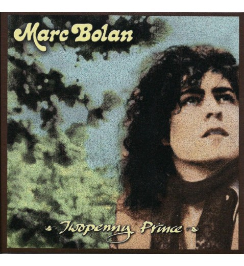 Marc Bolan & T.Rex Twopenny Prince   2xCD Set