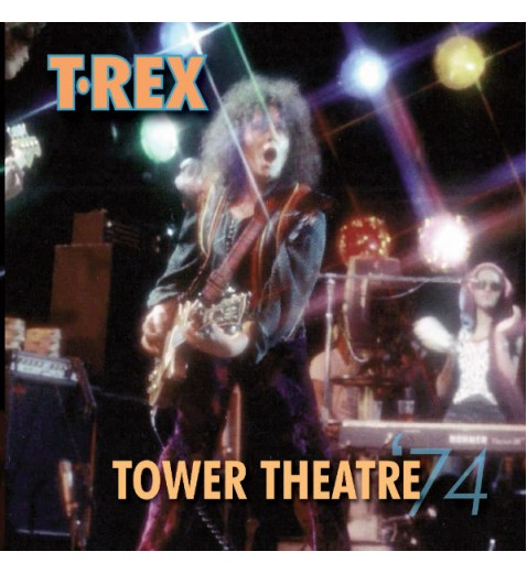 T.Rex    The Tower Theatre    USA  Upper Darby PA
