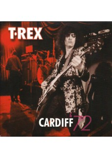 T.REx                   Cardiff        Ltd Edition Mail order only CD