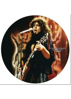 20th Century Boy                Live  B'cast version Picture disc