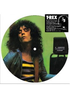 Jeepster ( alternate version )  pic disc    limited pressing