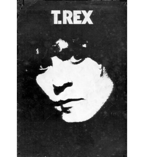 Tour Pack           T.REX   Dandy  Tour 1977                T shirt   Cd Tour Programme stickers and badge   Limited to 150 only