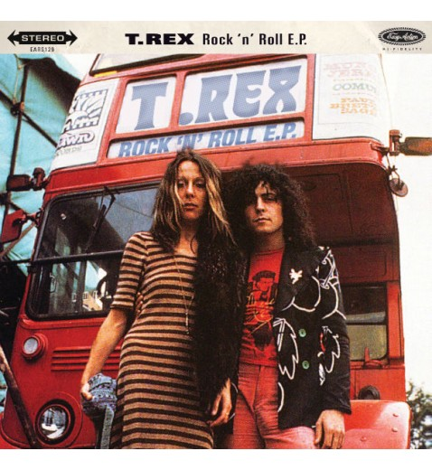 X- Sold Out     T.Rex                  Rock'n'Roll      E.P   ** Sold Out **