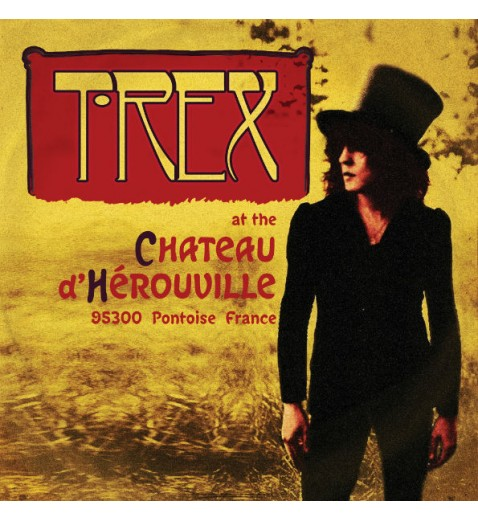 "Chateau     T Rex   10""  E.p   Yellow Vinyl"