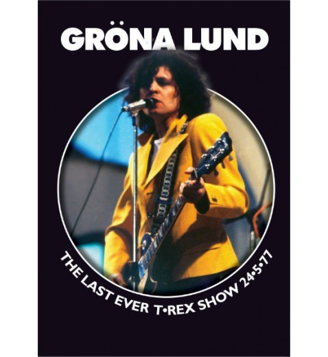 Grona Lund  24th  May 1977   Bumper Package       Show Souvenir  Pack