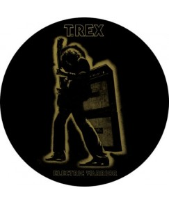 Slipmats  for record decks   Electric Warrior