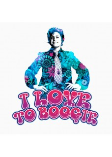 I love to Boogie  t shirt  & Wimbledon 76 Cd  Bundle   **Out of stock**