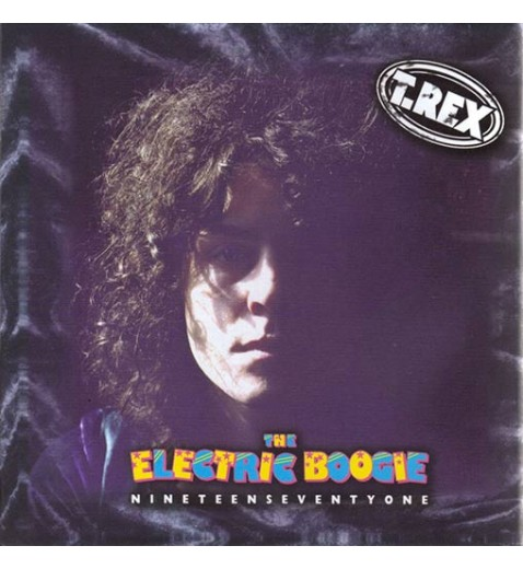 Marc Bolan & T.Rex  The Electric Boogie 1971