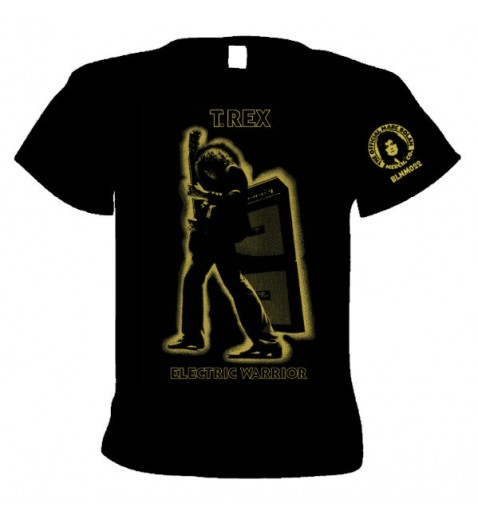 T Shirt                 Electric Warrior