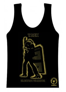 Electric Warrior                   Vest Tops