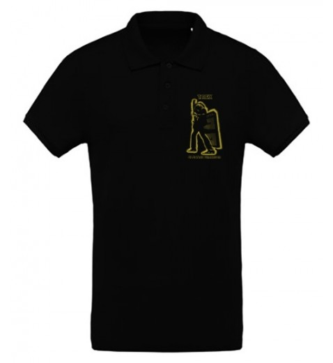 Electric Warrior    Polo  Shirt     Official