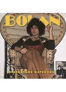 xMisfortune Gatehouse   Marc Bolan    Ltd Mail Order only CD
