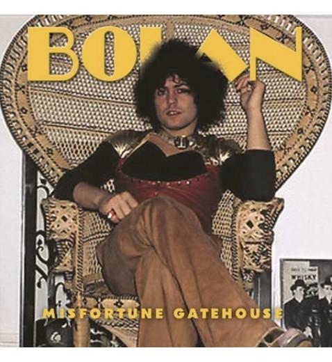 Marc Bolan    Misfortune Gatehouse   Ltd Mail Order only CD