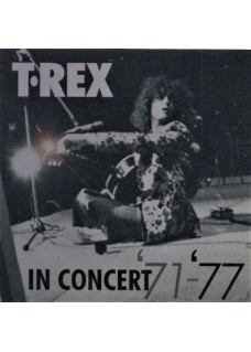 T.REX   Live CD Nagoya 73  with Empty Box  for remaining Cds