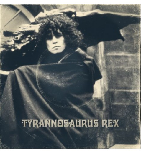"Tyrannosaurus Rex  Extended Play Cream coloured 7"" vinyl record"