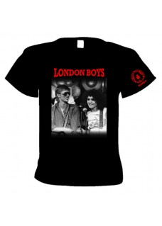 London Boys    T shirt      Marc with David