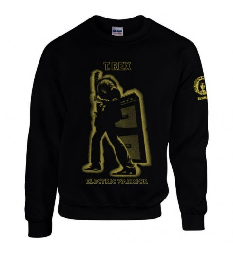 Sweatshirt                       Electric Warrior