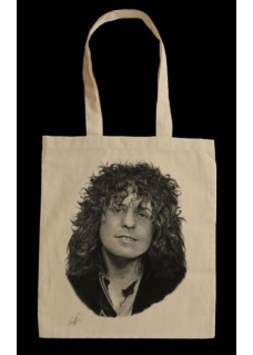 Marc Bolan                Tote Bag       Chris Burns  Artwork