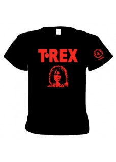 "T Shirt      T. Rex                7"" Single bag Design                               - OFFICIAL MARC BOLAN MERCH"