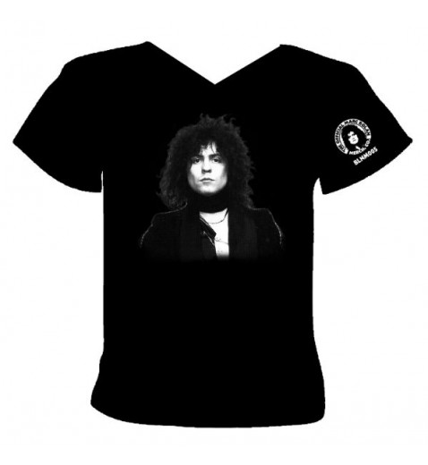 T Shirt  Marc      Black               V Neck