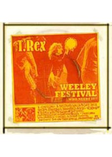 Weeley Festival - CD      T.REX